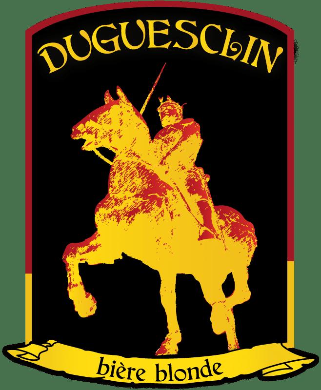 Visuel Duguesclin - Bière blonde - La Brasserie de Dinan