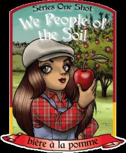 We People of the Soil - One shot 2020 - Bière à la Pomme - La Brasserie de Dinan