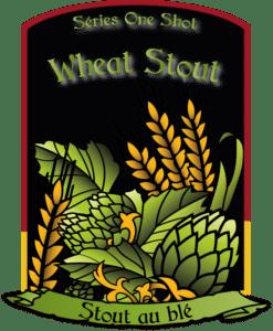 Wheat stout - Bière stout au blé- One Shot 2020 - La Brasserie de Dinan