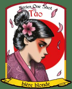 TAO - one shot 2021 - biere blonde - la brasserie de dinan